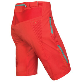 Endura Single Track Lite Shorts II Women coral